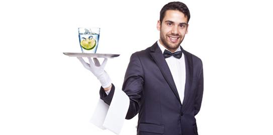 kellner-gastronomie